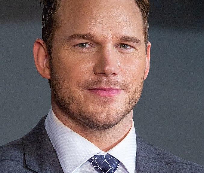 Actor Chris Pratt