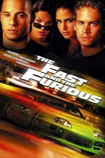 Cartel promocional (poster) de Rapidos y Furiosos 1
