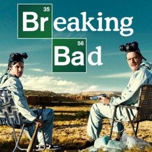 Jesse & Walter en Breaking Bad