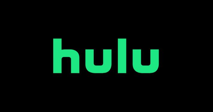 El logo del servicio de streaming HULU. Solo esta disponible en Estados Unidos y Puerto Rico