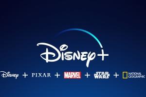 Disney plus se convierte en el tercer servicio de streaming más popular del mundo