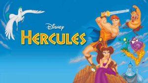 Cartel promocional (Poster) de Disney's Hercules (1997)