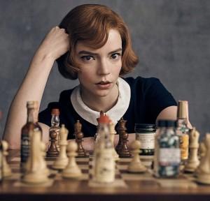 La actriz Anya Taylor-Joy