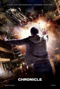 """Cartel promocional (poster) de la película """"Poder sin limites"""""""