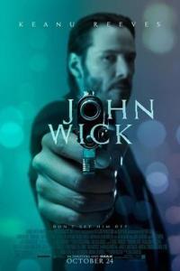 Poster (Cartel promocional) de la pelicula John Wick