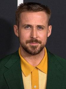 El actor estadounidense Ryan Gosling