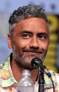 director, escritor, pintor, comediante y actor neozelandés, Taika Waititi