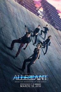 Poster (Cartel promocional) de The Divergent Series: Allegiant (Divergente la serie: Leal