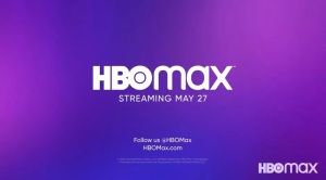 Logo del servicio de streaming HBO MAX