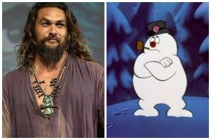 El actor estadounidense Jason Momoa proveerá la voz al personaje Frosty el Muñeco de nieve en una película no animada producida por Warner Bros
