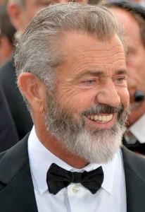 El actor estadounidense Mel Gibson
