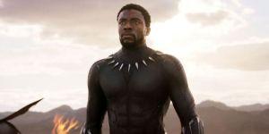 Chadwick Boseman interpretó a Black Panther