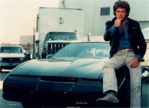 James Wan producirá una película basada en la serie Knight Rider de 1982