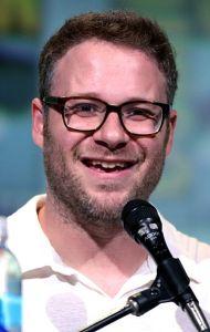 El actor y comediante seth rogen