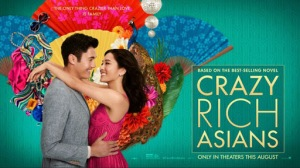 Henry Golding & Constance Wu protagonizaron CRAZY RICH ASIANS