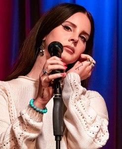 Lana del Rey cantante estadounidense