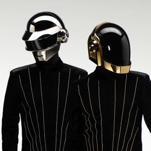 El duo Daft Punk