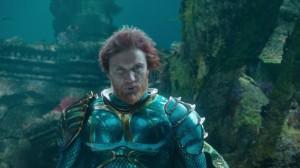 El actor sueco Dolph Lundgren interpretó a Rey Nereus en Aquaman 1