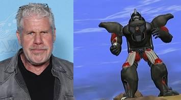 Ron pearlman proveerá la voz de Optimus Primitivo en TRANSFORMERS 7
