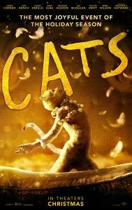 Poster (Cartel promocional) de la película Cats